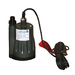 Submersible Pump 1/6 HP